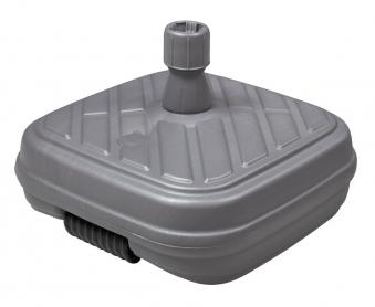 Schirmständer Doppler PE-Design-Füllsockel 50 kg Ø 32-48 mm anthrazit