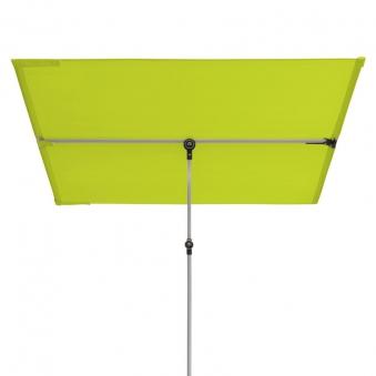 Doppler Sonnenschirm / Active Balkonblende 180x130cm D 836 grün Bild 3
