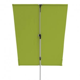 Doppler Sonnenschirm / Active Balkonblende 180x130cm D 836 grün Bild 6