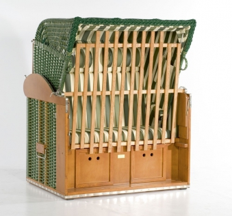 Tierschutzgitter für Strandkorb 2-Sitzer Sunny Smart Bild 2
