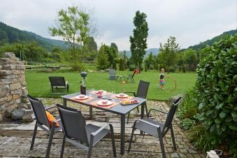 Gartensessel / Gartenstuhl klappbar acamp Urban Alu anthrazit/carbon Bild 2