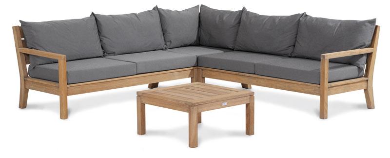 gartenmobel teak lounge interessante. Black Bedroom Furniture Sets. Home Design Ideas