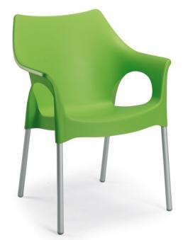 Stapelsessel Sessel Stuhl Vegas Best apfelgrün Bild 1