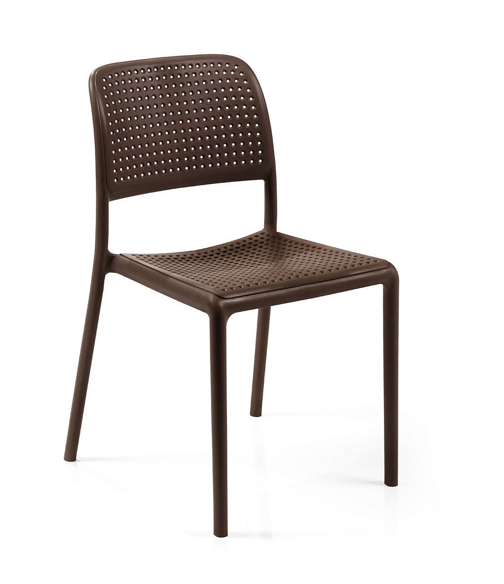 stapelstuhl gartenstuhl bora bistrot kunststoff. Black Bedroom Furniture Sets. Home Design Ideas