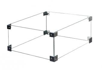 Clifton outdoor fires Glasaufsatz für Terrassenfeuer Inclusive / Large Bild 1