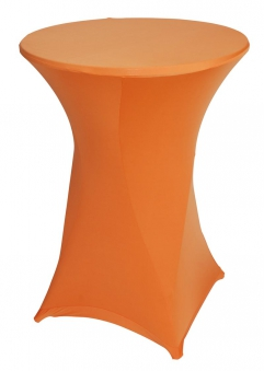 Stehtisch Husse Lesli Living Ø80cm orange