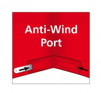 Tischdeckenbeschwerer Beo Anti Windport 4-Stück