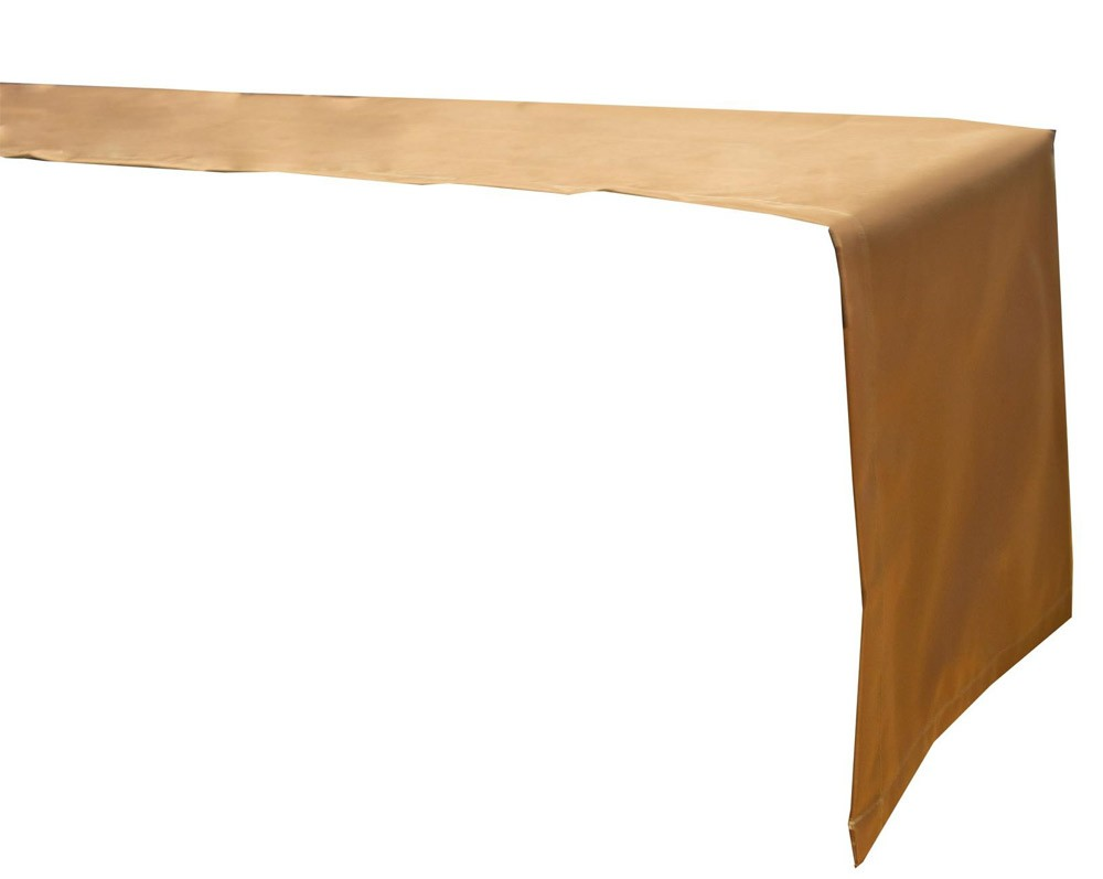 Tischdecke / Tischläufer Beo Polyester 120x45cm Des. PY303 sand Bild 1