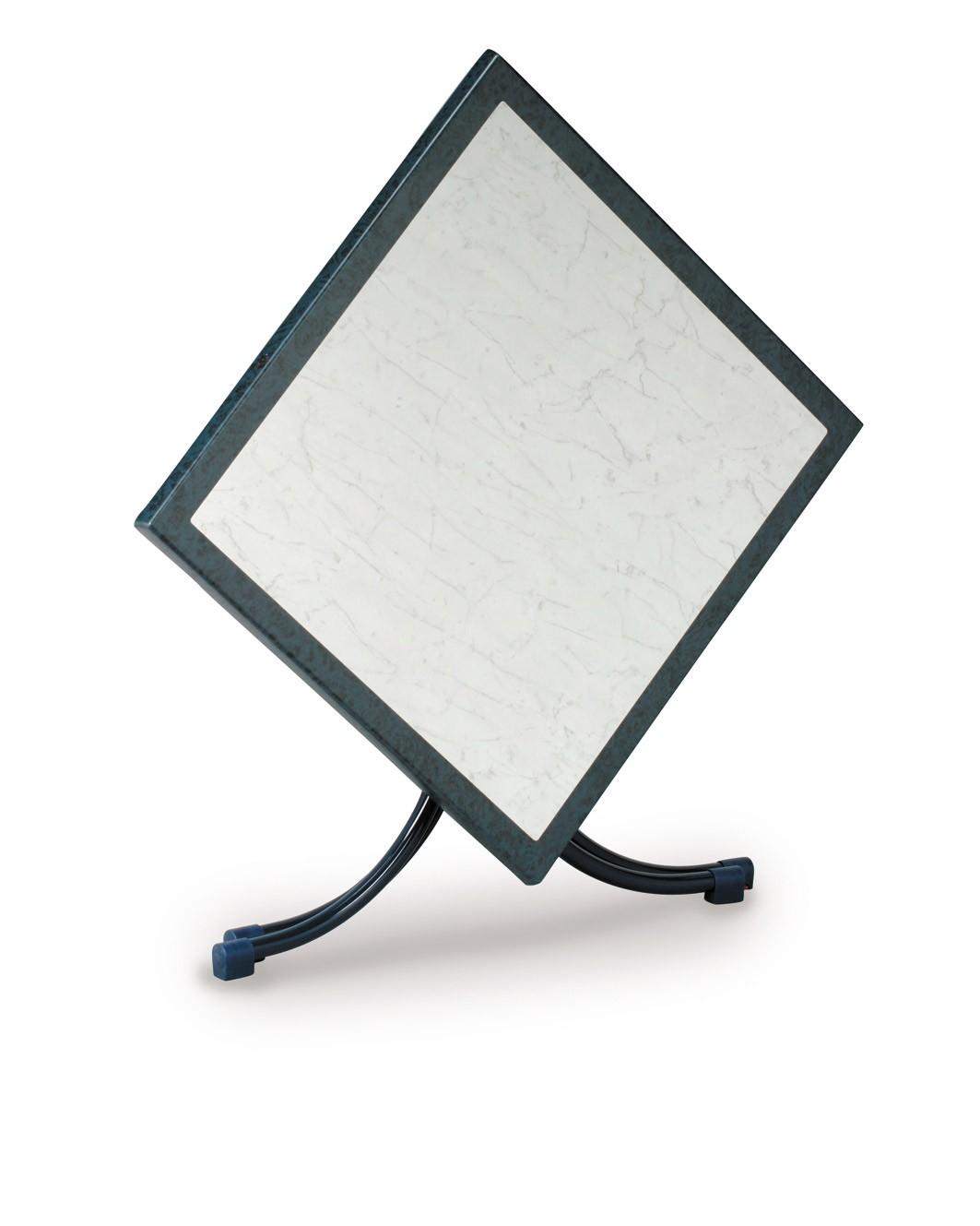 Gartentisch / Klapptisch Boulevard Best 80x80cm Stahl anthr. Catalan Bild 2