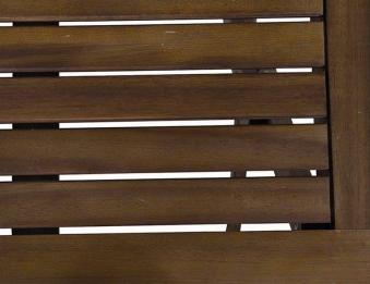 Gartentisch / Klapptisch Siena Garden Akazie geölt 110x70cm Bild 2