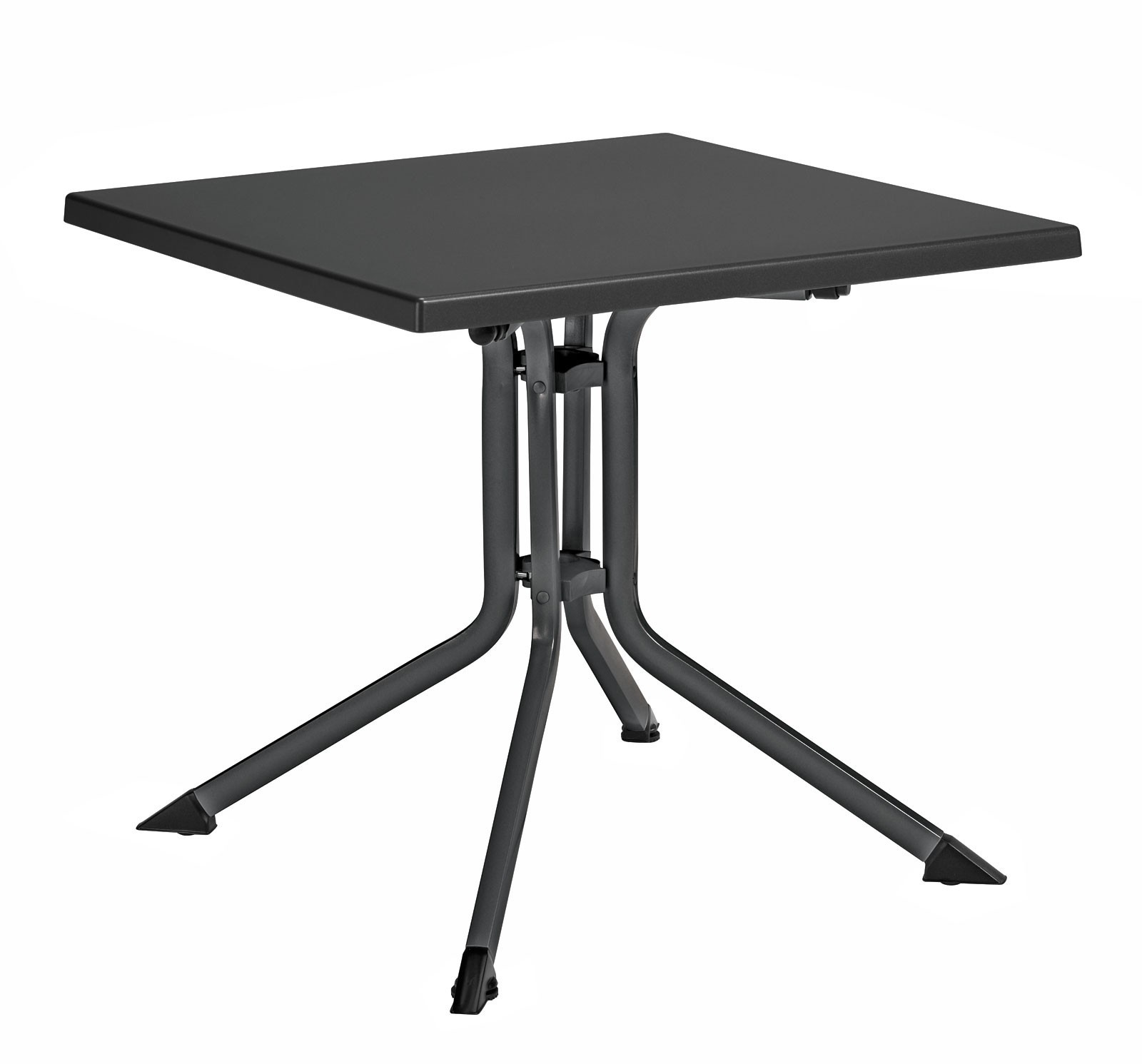 kettler gartentisch 0307018 7000 klappbar kettalux 80x80cm anthrazit bei. Black Bedroom Furniture Sets. Home Design Ideas