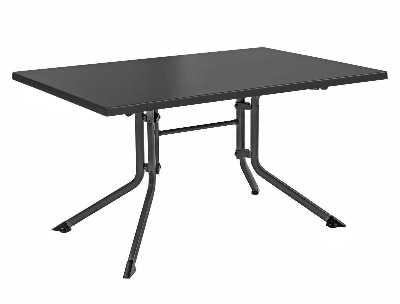 kettler gartentisch 0307026 7000 klappbar kettalux 115x70cm anthrazit bei. Black Bedroom Furniture Sets. Home Design Ideas