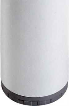 Nardi Gartentisch Libeccio 160/220x100cm Alu / Kunststoff bianco Bild 2