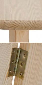 stehtisch bartisch klappbar holz 78 cm bei. Black Bedroom Furniture Sets. Home Design Ideas