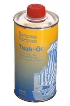 Sunny Smart Teak-Öl 500 ml