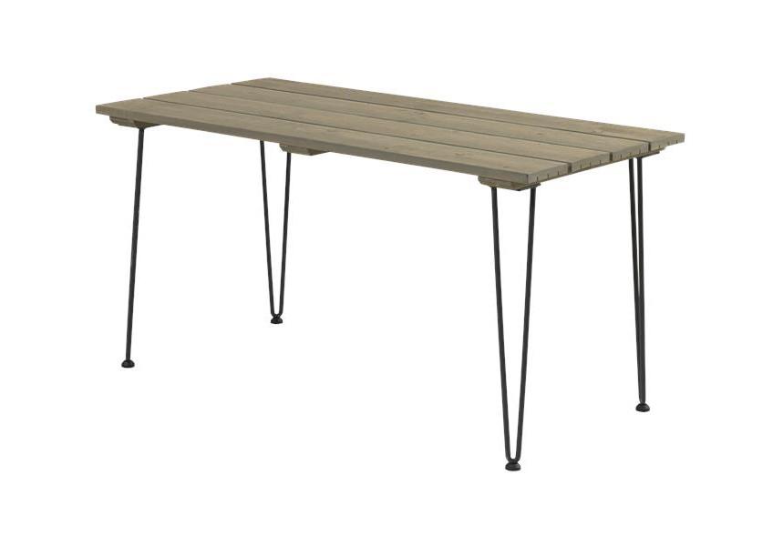 Tisch / Retro Tisch Plus 148x73x72cm treibholz Bild 1