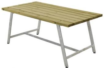 Tisch / Royal Tisch Plus 117x87x73cm druckimprägniert Bild 1