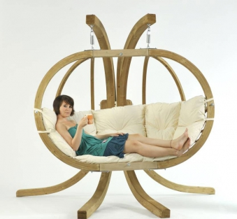 h ngesessel ohne gestell amazonas globo bei. Black Bedroom Furniture Sets. Home Design Ideas
