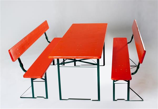 bierzeltgarnitur mit r ckenlehne preisvergleiche erfahrungsberichte und kauf bei nextag. Black Bedroom Furniture Sets. Home Design Ideas