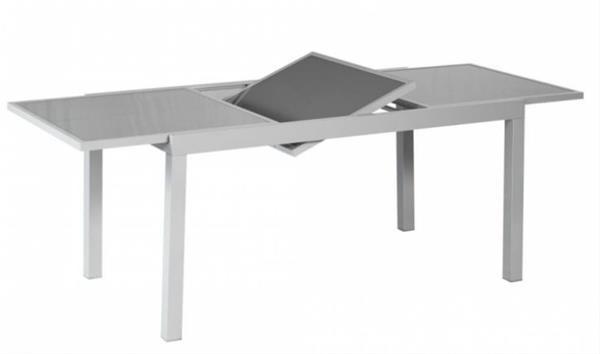 sonstige gartentisch merxx ausziehbar glasplatte 140. Black Bedroom Furniture Sets. Home Design Ideas