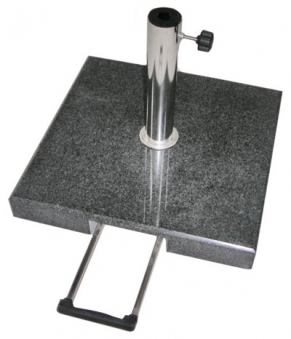 sonnenpartner sonnenschirmst nder granit 55 kg 25 55mm. Black Bedroom Furniture Sets. Home Design Ideas