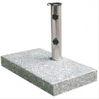 balkon sonnenschirmst nder granit 25kg rollbar 25 48mm bei. Black Bedroom Furniture Sets. Home Design Ideas